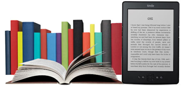 Books and kindle