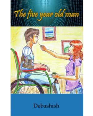 The five year old man
