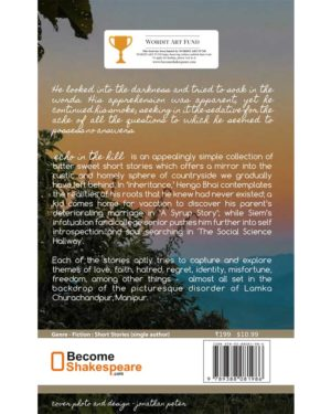 Echo in the hill book rear cover