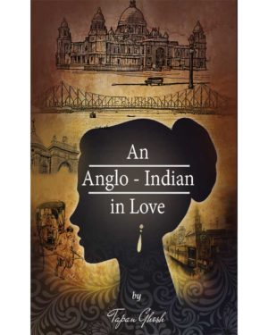 An anglo india in love front cover