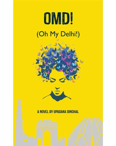 Oh my delhi book front cover