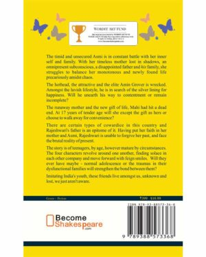 Oh my delhi book rear cover