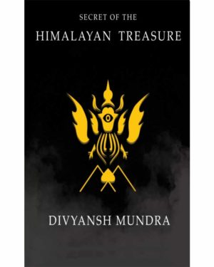 Secret of the himalayan treasure book front cover