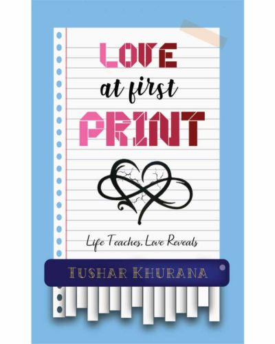 Love at first print front cover