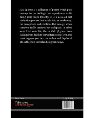 State of grace book rear cover