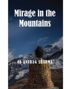 Mirage in the mountains