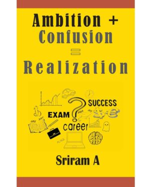 Ambition + Confusion = Realization