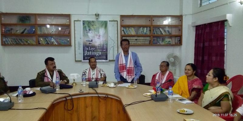 In love with Jatinga-Tapati Baruah Kashyap