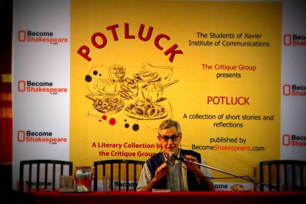 Potluck ( A Literary Collection of the Critique Group)