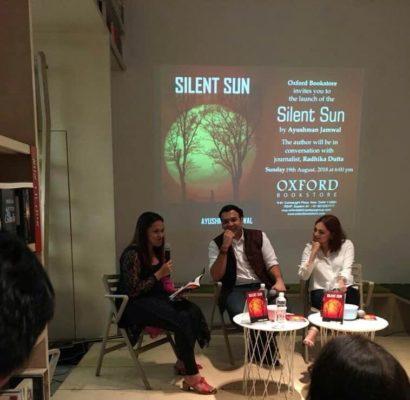 Silent Sun - Ayushman Jamwal