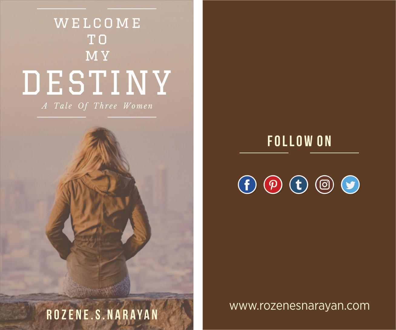 Welcome to my destiny