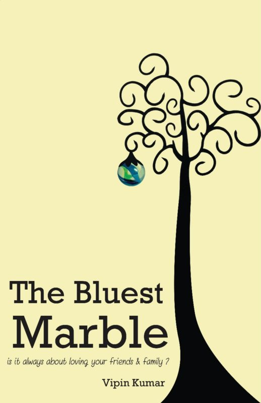 The Bluest Marble by Vipin Kumar