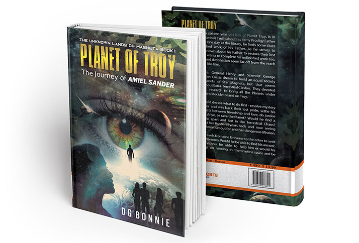 Planet Of Troy