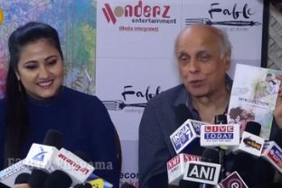 Mahesh Bhatt at Book Launch