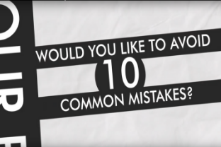 10 Common Mistakes To Avoid
