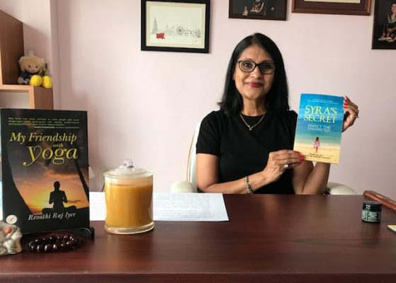 Revathi Iyer l Self-Published Author