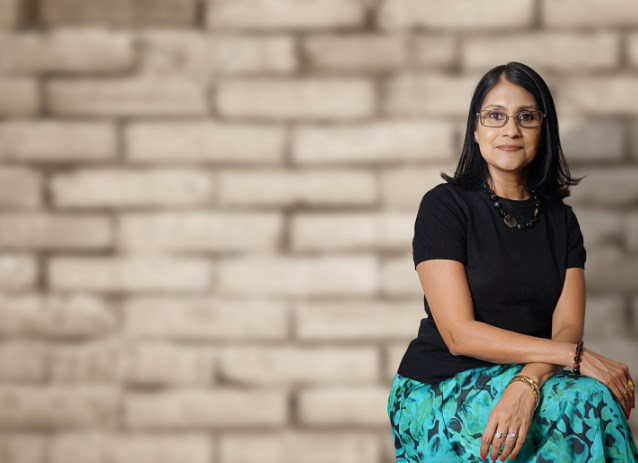 "Revathi Iyer, author of ""Syra's Secret"""