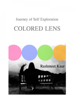 Journey of Self Exploration Colored Lens