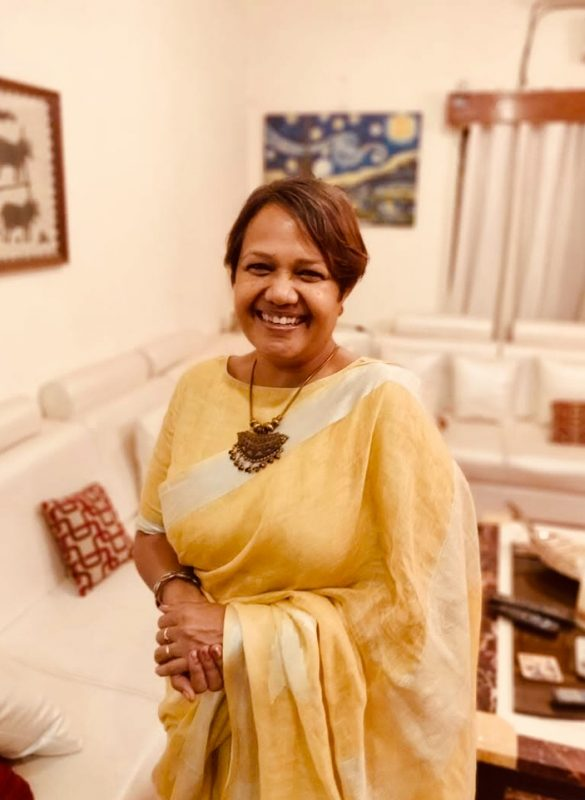 "Manjula Reddy on her latest book, ""She Writes"""