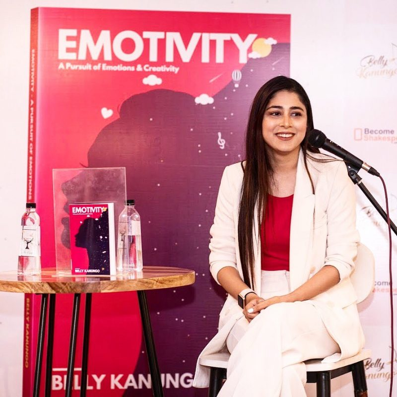 "Belly Kanungo on her latest book, ""Emotivity"""