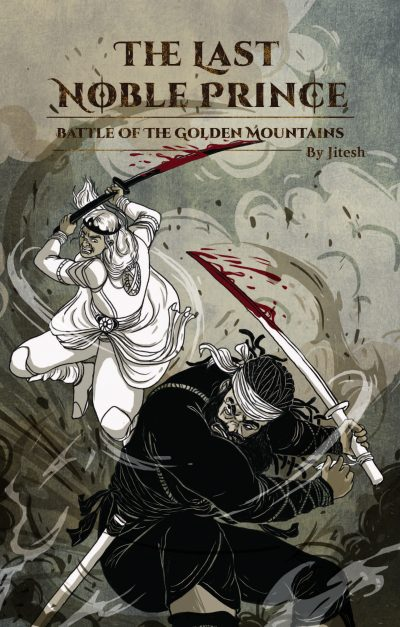 Battle For The Golden Mountains