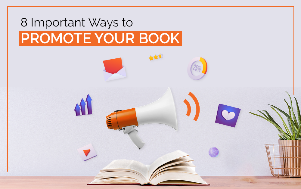 8 Ways to Promote Your Book