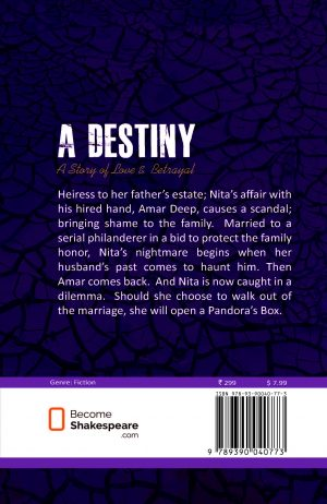 A Destiny - Book