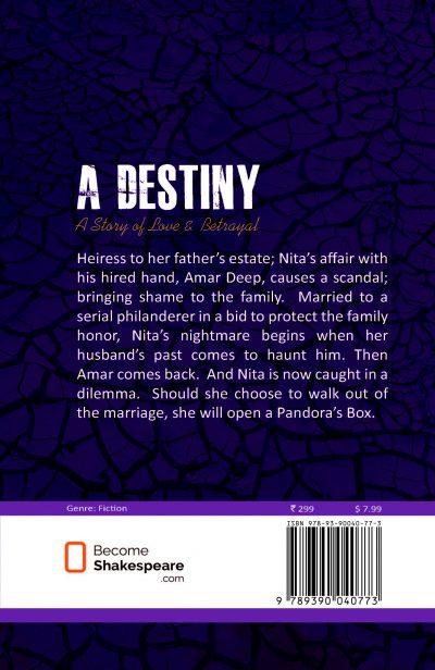 A Destiny - Book